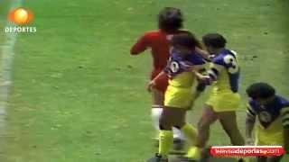 América vs Tampico Madero Final del Prode-85 | Futbol Retro
