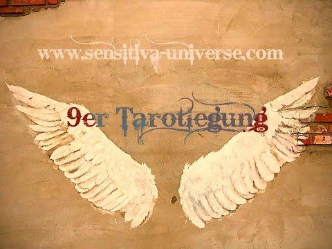 Die SENSITIVA UNIVERSE® 9er TarotLegung | Was erwartet Dich in Deiner Situation? ♥