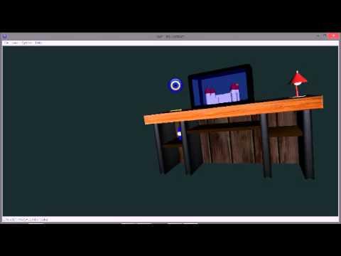 Fish tank(VRML Project)