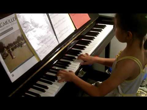 ABRSM Piano 2011-2012 Grade 3 C:2 C2 Haughton Fun Club Piano Stroll On By JZ
