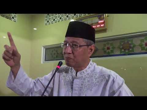 Tarawih Ramadhan 23 Ust Prof  Dr  Darwis Hude