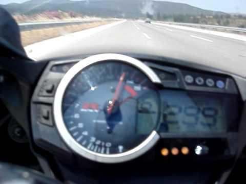 Suzuki GSX-R 1000 TOP SPEED - YouTube