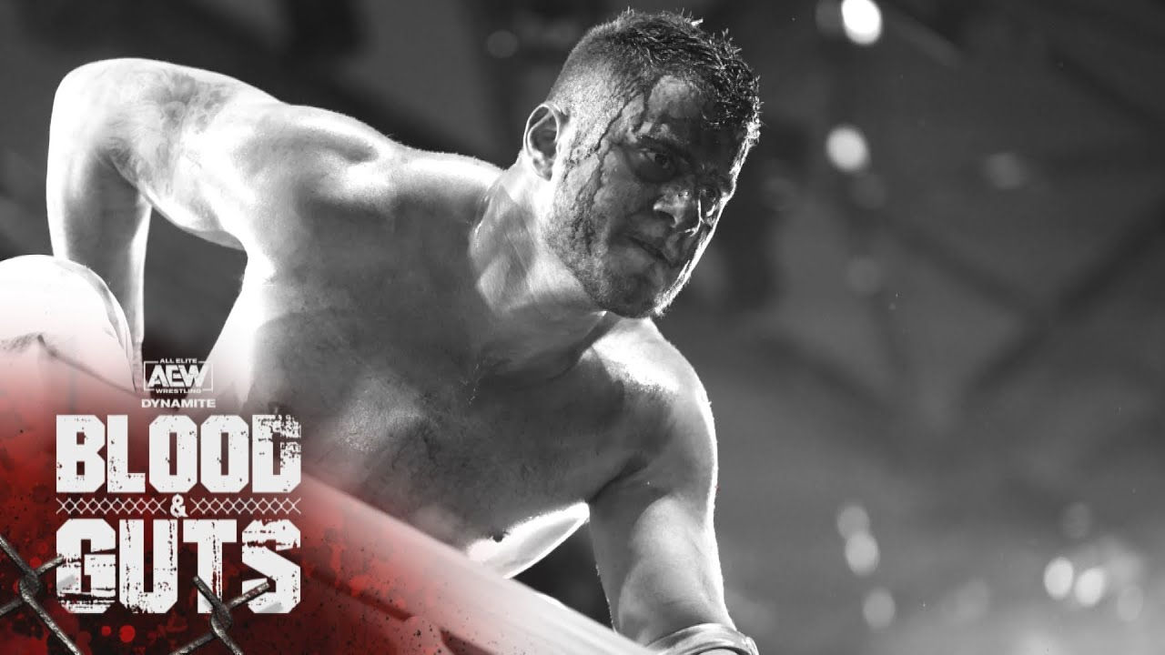 The Shocking Conclusion to Blood & Guts | AEW Blood & Guts, 5/5/21