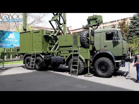 Выставка вооружения и оборонных технологий ArmHiTec-2018
