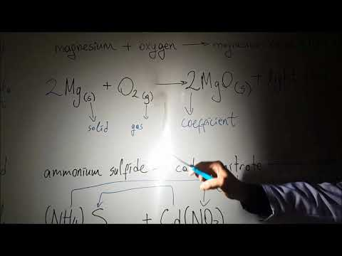 Mg + O2 Magnesium Reacts With Oxygen To Form Magnesium Oxide.