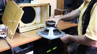 P 300/37/8/125X Lautsprecher - Speaker - Reproduktor