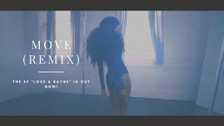 "Larayne ""MOVE"" (remix) Official Video"