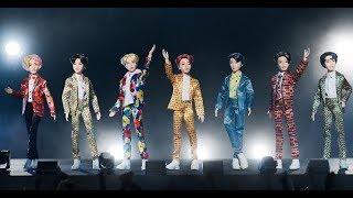 BTS Mattel Doll Reaction / We're going to BTS LA CON