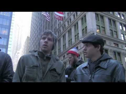 Occupy Wall Street - Creating A Better Image for the Movement