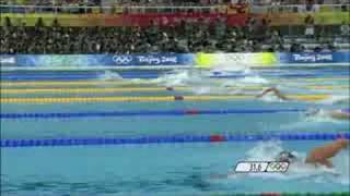 Swimming - Men's 200M Freestyle Final - Beijing 2008 Summer Olympic Games