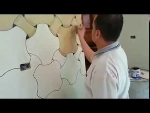 Арабский орнамент своими руками.