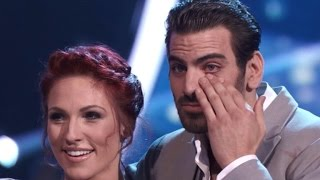 Nyle DiMarco Tears Up After Breathtaking Waltz on 'Dancing With the Stars'