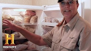 Swamp People: Mother Nature's Grocery Store   History