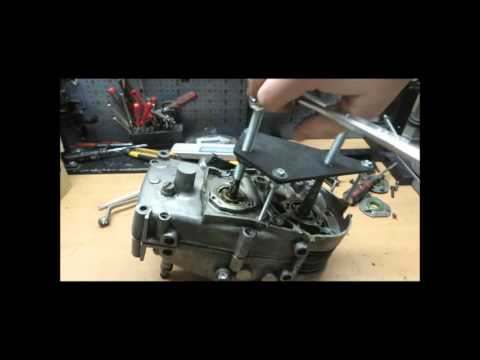 simson sr2 motor berholung remont silnika engine re. Black Bedroom Furniture Sets. Home Design Ideas
