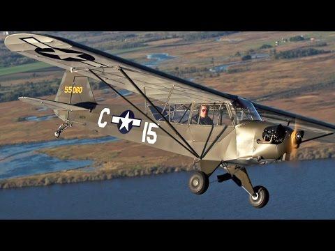 Humble Warbird: An L-4 Flies Again