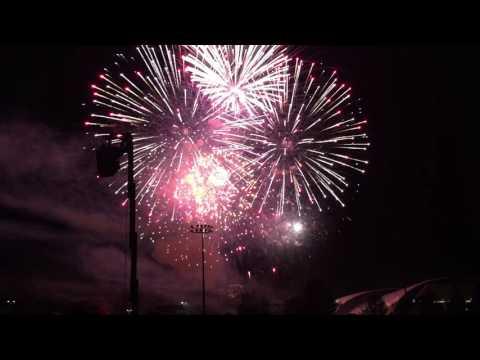Fireworks Princeton University June 3rd, 2017