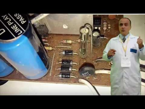 DICAS : Como consertar fonte ligada em 220 volts