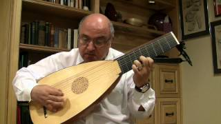 Rigidon in F Major by Lauffensteiner for Baroque Lute