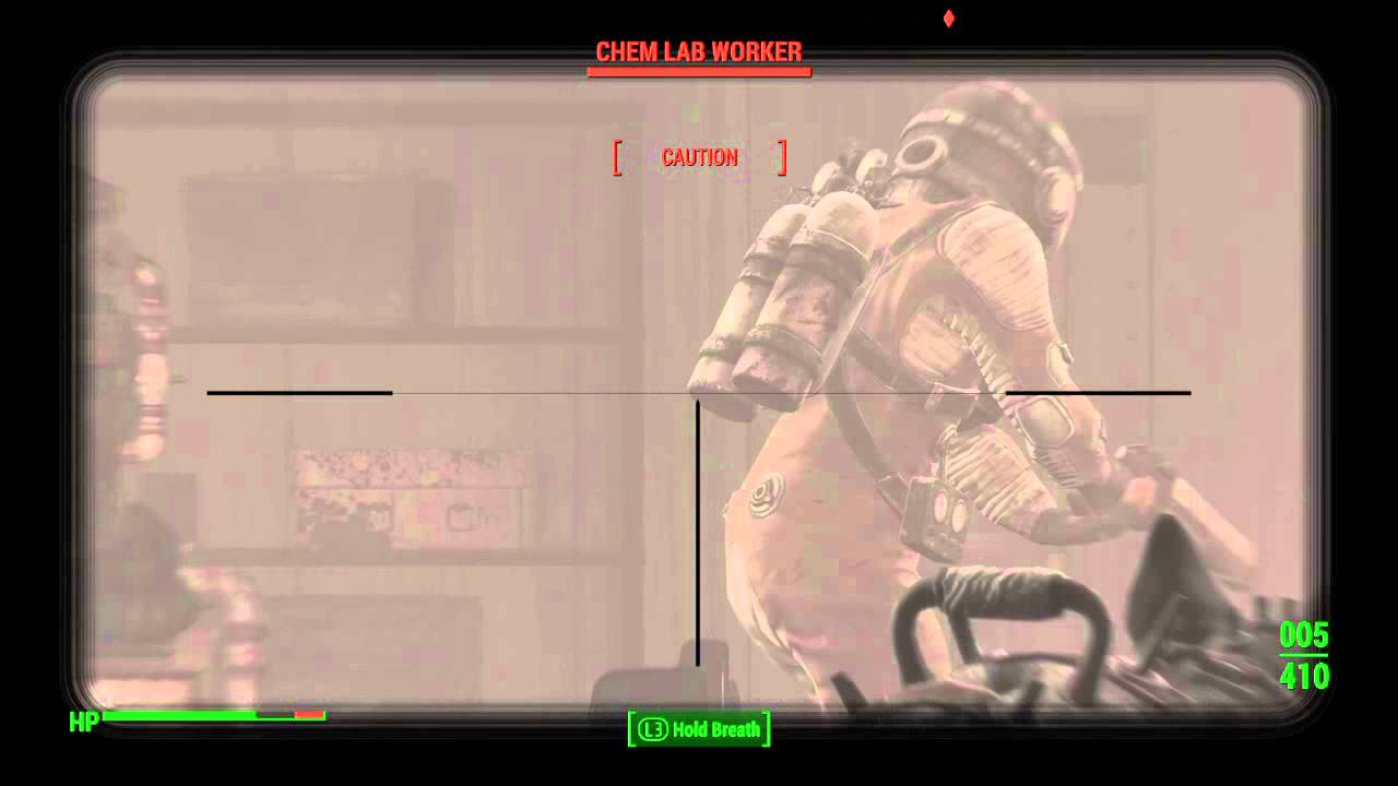 Fallout 4 Chem Lab Youtube