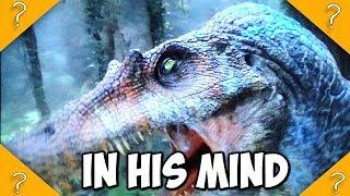 Spinosaurus POV - Jurassic Park 3 events