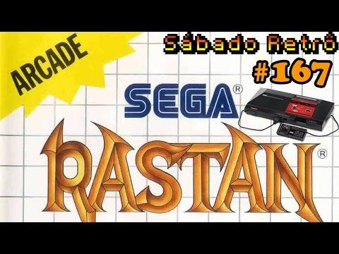 SMS: Sábado Retrô – Rastan (Master System)
