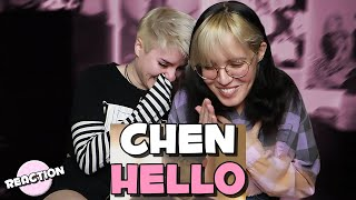 Download lagu CHEN (첸) - HELLO (안녕) ★ MV REACTION