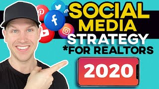The BEST Social Media Strategy for Real Estate Agents (2020)