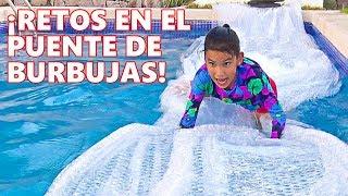 PUENTE FLOTANTE CHALLENGE | TV ANA EMILIA