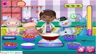 Доктор Плюшева Печет Блинчики \ Doc McStuffins Cooking Pancakes