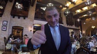 7 килограммовый масгуф. Иракский ресторан в Дубае и Арабское гостеприимство