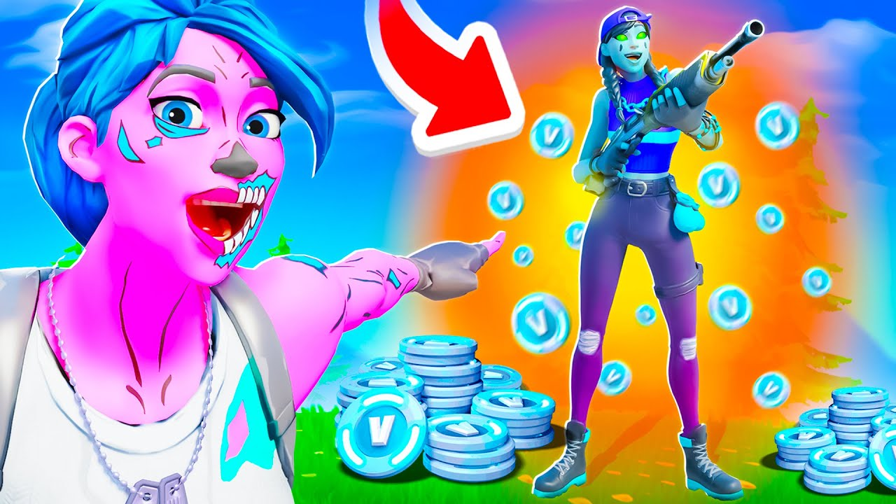 Download How I Tricked A Kid Into Buying Me V-Bucks