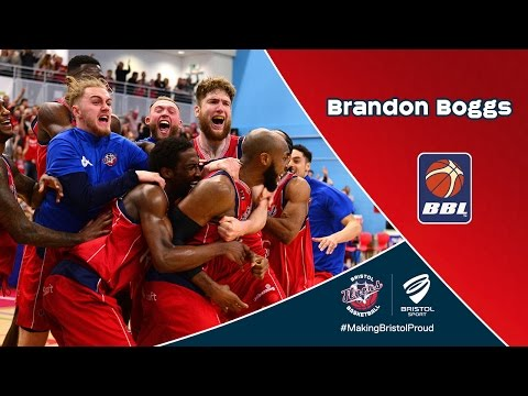 Brandon Boggs Wins The Game On The BUZZER!