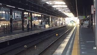 京王線 都営10-300形 550編成 回送 府中駅入線