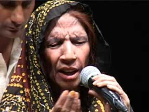 Reshma, renowned folk singer Post by Zagham
