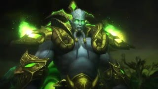 World of Warcraft #3   Heroic Archimonde Kill