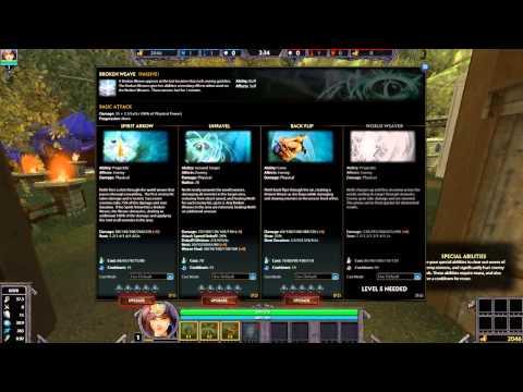 видео: Обзор игры smite. Первый взгляд