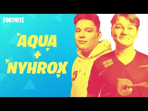 Байки из боевого автобуса: Aqua & Nyhrox