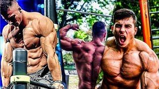 Crazy Calisthenics MONSTER Workout Motivation - Stipke Serbian Beast