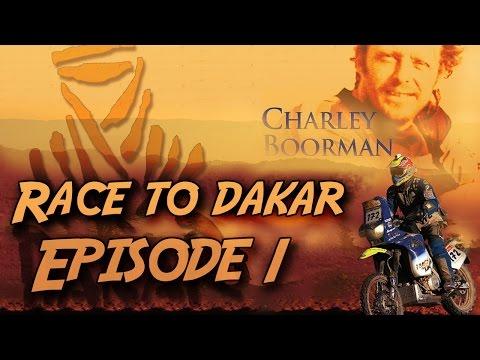 Race to Dakar  Episode 1  HD