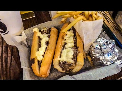 The Best Philly Cheesesteak in New Orleans