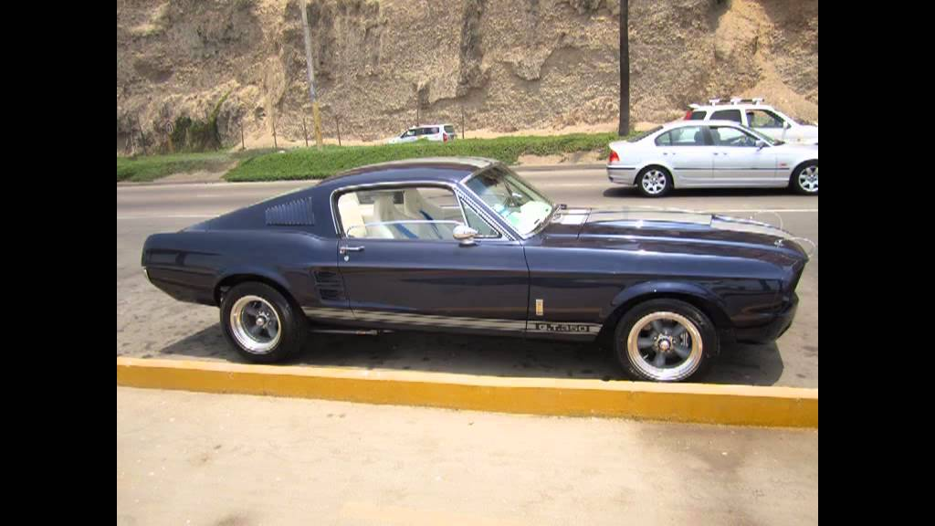 1967 Ford Mustang SE VENDE - YouTube
