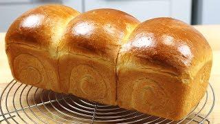 ХОККАЙДО Японский Молочный ХЛЕБ Hokkaido Milk Bread (English subtitles)