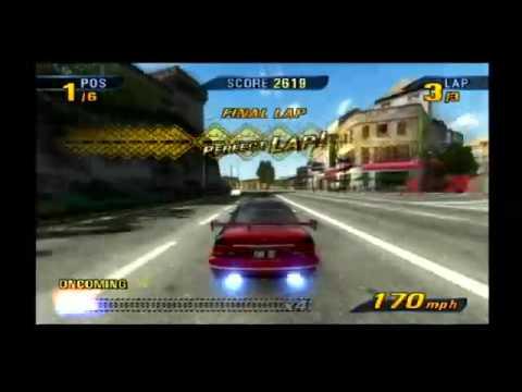 Burnout 3 Race