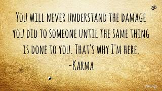 Video That's why I'm here. -Karma | Quote download MP3, 3GP, MP4, WEBM, AVI, FLV Juni 2018