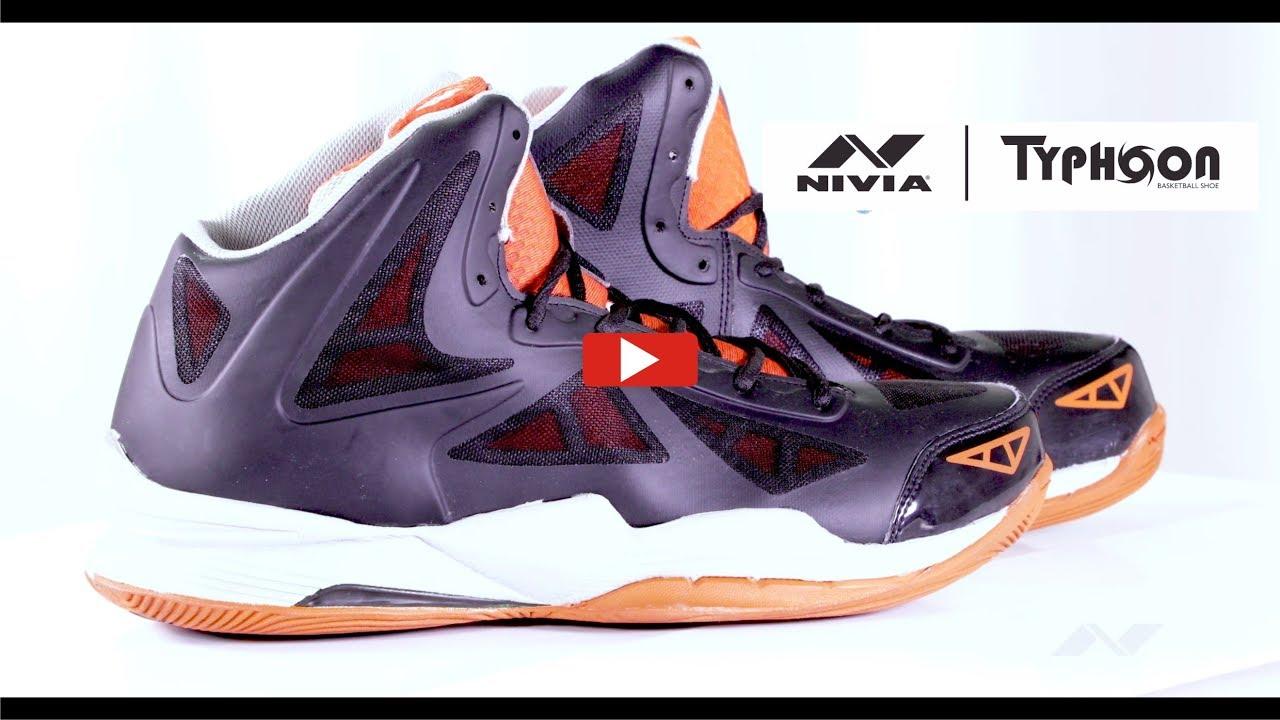 804d14abd923 Nivia Typhoon Basketball Shoes