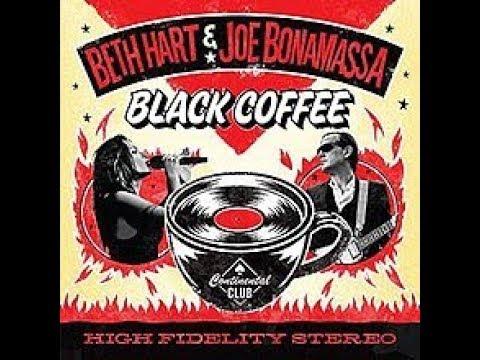 Beth Hart & Joe Bonamassa Black Coffee Vinyl Album Review