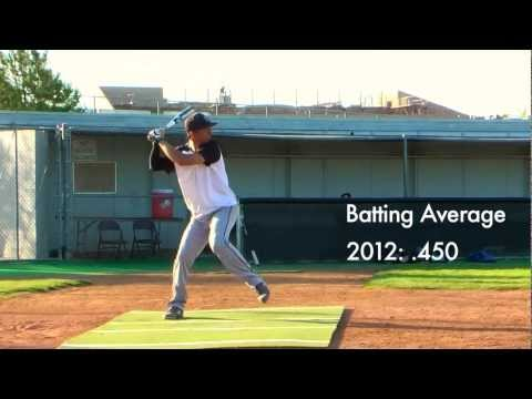 Brandon Giannatasio - Santiago High - Class of 2015 - Recruitment Demo
