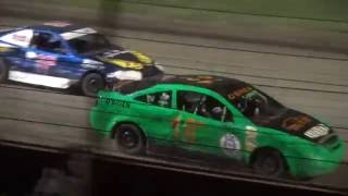 West Liberty Raceway IMCA Sport Compact Liberty 100 Feature
