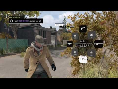 Fun With GETHIN4598 (Watch Dogs)