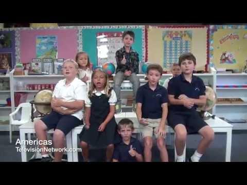 Broderick Montessori School with Music Video